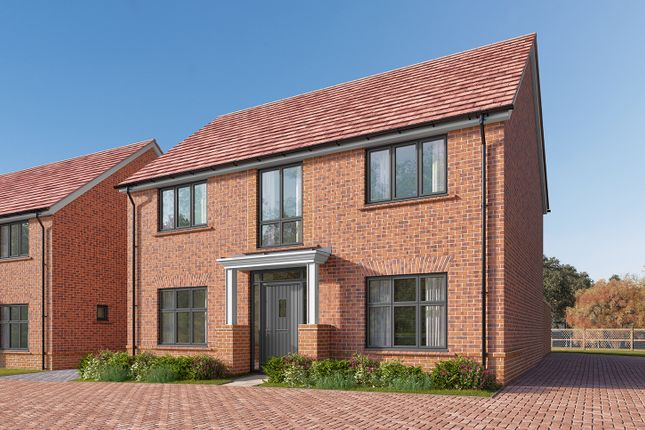 "Thumbnail Detached house for sale in ""The Symonds"" at Wycke Hill, Maldon"