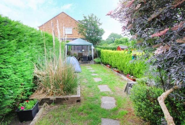 Garden of Normanton Spring Road, Sheffield, South Yorkshire S13