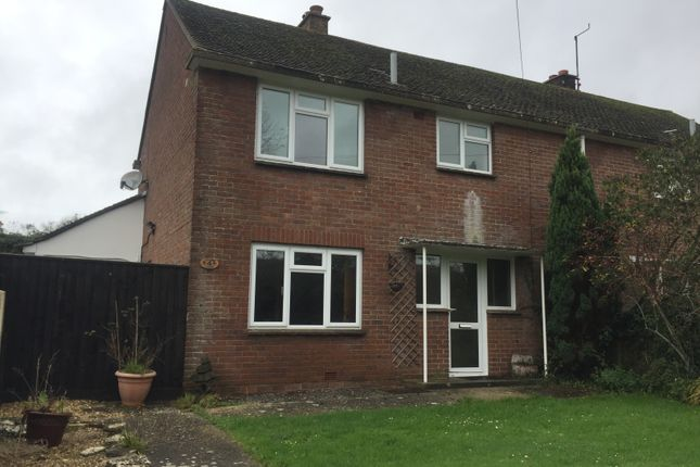 Thumbnail Semi-detached house to rent in East Lulworth, Wareham