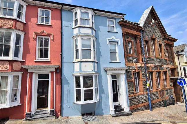 Thumbnail Flat for sale in Alfred Place, Aberystwyth