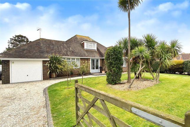 Thumbnail Detached house for sale in Pigeonhouse Lane, Rustington, West Sussex