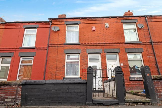 Thumbnail Terraced house to rent in Edge Street, Thatto Heath, St Helens