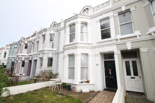 Thumbnail Property to rent in Westbourne Gardens, Hove