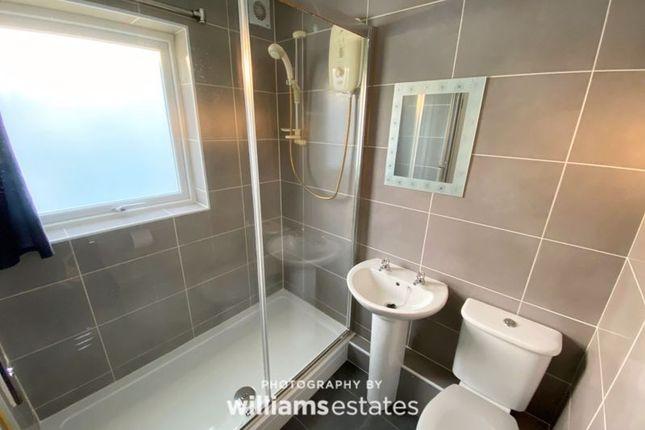 Shower Room of Lon Ceiriog, Prestatyn LL19