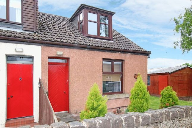 Thumbnail Semi-detached house for sale in North Terra Cotta Cottage, Main Road, Maddiston