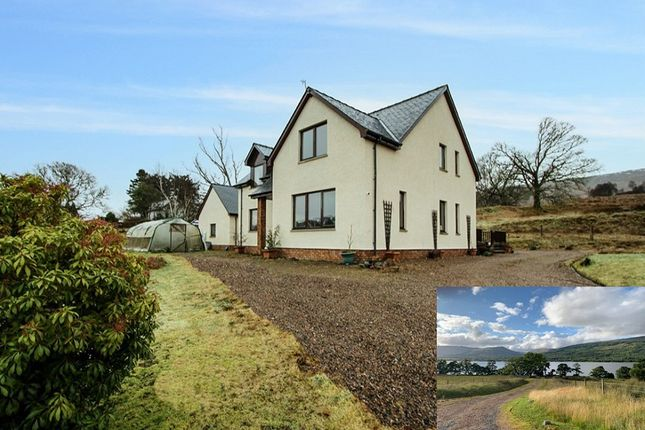 4 bed detached house for sale in Blaich, Fort William, Inverness-Shire, Highland PH33