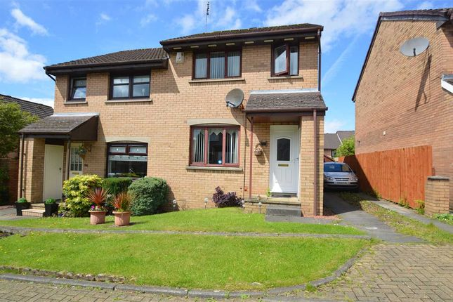 Thumbnail Semi-detached house for sale in Micklehouse Wynd, Baillieston, Glasgow