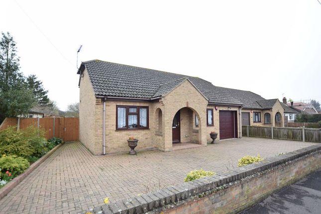 Thumbnail Detached bungalow for sale in Harwich Road, Little Clacton, Clacton-On-Sea