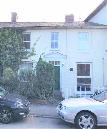 Thumbnail Terraced house for sale in Merthyr Road, Abergavenny