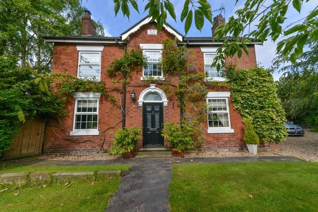 Thumbnail Detached house for sale in London Road, Woore, Cheshire
