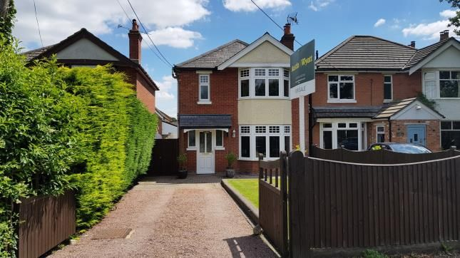 Thumbnail Detached house for sale in Calmore, Southampton, Hampshire