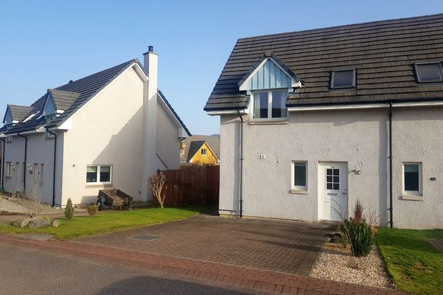 Thumbnail Semi-detached house for sale in Johnstone Road, Aviemore