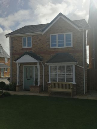 Thumbnail Detached house for sale in The Windsor House Type, Plot 190, Ratings Village, Featherstone Crescent, Barrow-In-Furness