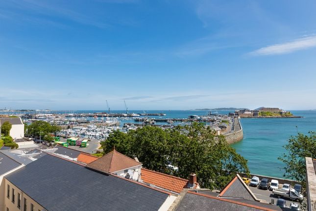Thumbnail Town house to rent in 4 The Strand, St. Peter Port, Guernsey