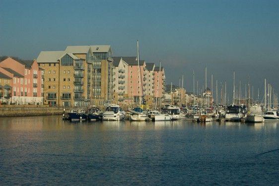 Thumbnail Flat to rent in Estuary House, Lower Burlington Road, Port Marine, Portishead