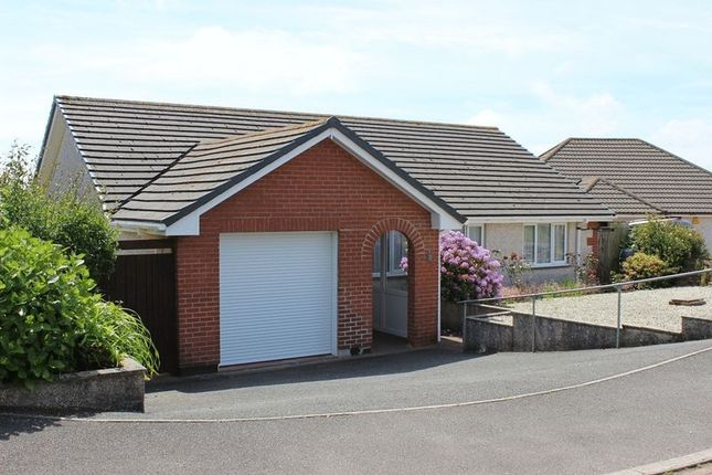 Thumbnail Bungalow for sale in Little Stark Close, St. Stephen, St. Austell