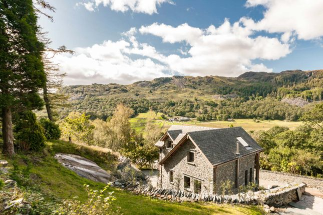 Thumbnail Detached house for sale in Bedrock, Chapel Stile, Great Langdale, Nr Ambleside, Cumbria