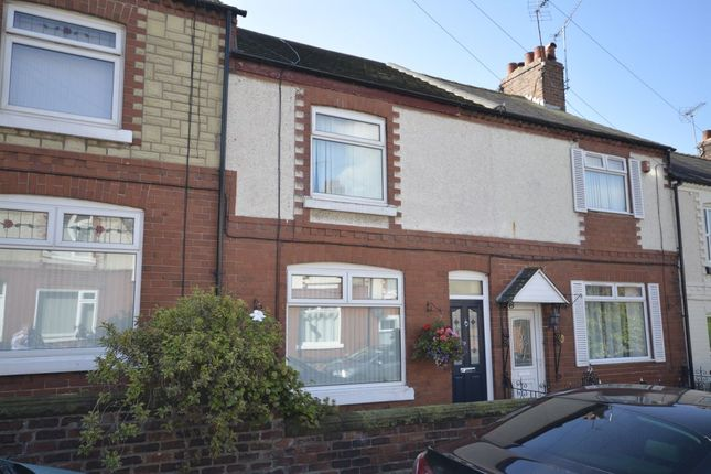 Thumbnail Terraced house to rent in Newfield Terrace, Helsby, Frodsham