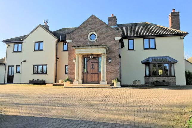 Thumbnail Detached house for sale in ., Gunby, Grantham