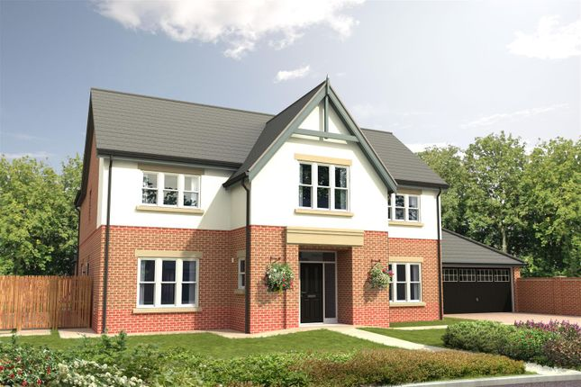 Thumbnail Detached house for sale in Medburn, Newcastle Upon Tyne