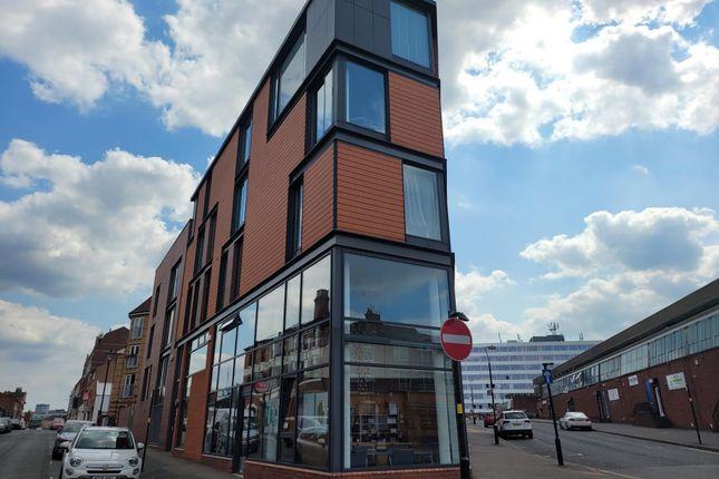 Thumbnail Flat for sale in Spencer Point, Northampton Street, Birmingham