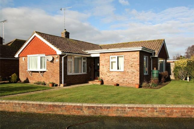 Thumbnail Detached bungalow for sale in Singleton Crescent, Goring By Sea, Worthing