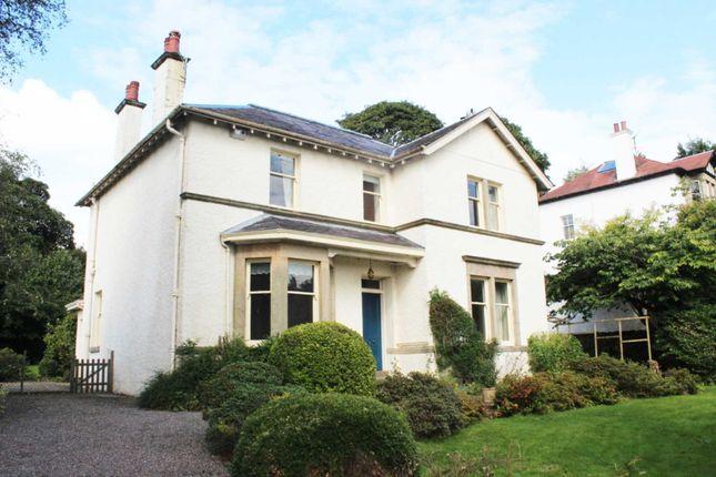 Thumbnail Detached house for sale in West Glen Road, Kilmacolm
