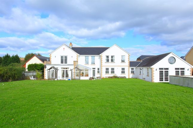 Thumbnail Detached house for sale in Mill Lane, Castleton, Cardiff