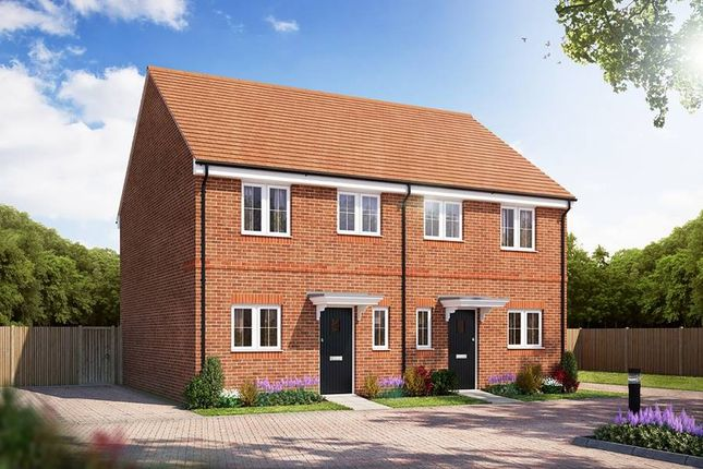 "Thumbnail Semi-detached house for sale in ""The Wallingford"" at Oxford Road, Benson, Wallingford"
