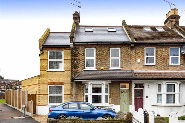 4 bed end terrace house for sale in Mulberry Way, London