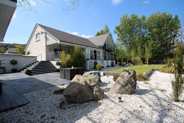 Thumbnail Detached house for sale in Telford House Clachnaharry Road, Muirton, Inverness.