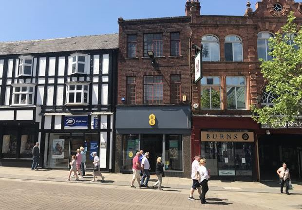 Thumbnail Retail premises to let in 52 Market Place, Wigan