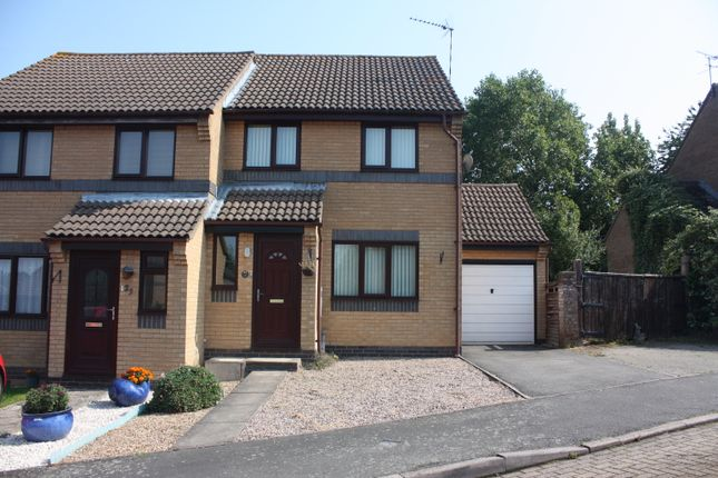 Thumbnail Semi-detached house to rent in Primrose Hill, Daventry, 4Gf.