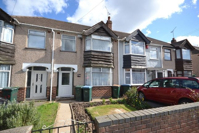 Thumbnail Terraced house to rent in Beake Avenue, Coventry