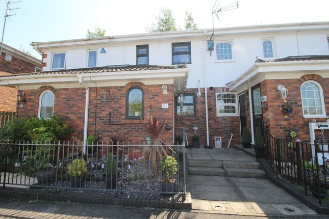Thumbnail Terraced house for sale in Marina View, Hebburn