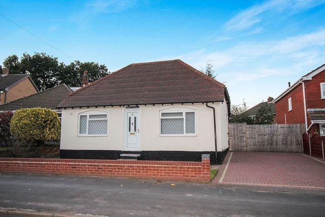 Thumbnail Bungalow for sale in Lichfield Road, Shelfield, Walsall