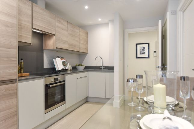 Thumbnail Flat for sale in Foxenden Court, 66-68 Chertsey Street, Guildford, Surrey