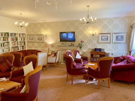 Communal Lounge of Brindley Lodge, 2 Hope Road, Sale, Greater Manchester M33