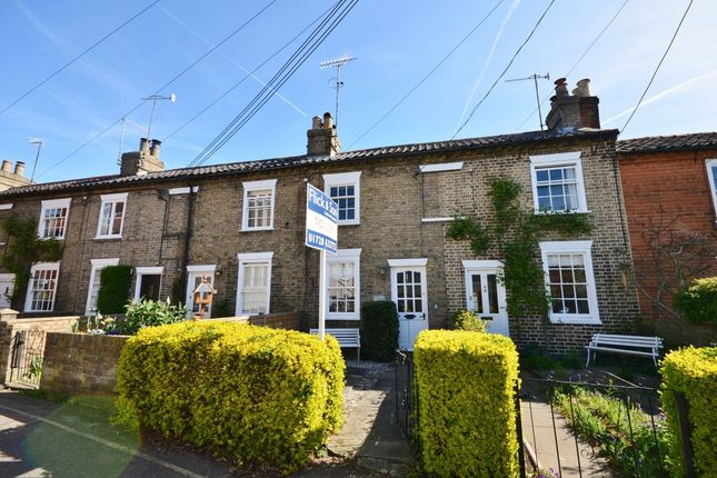 Thumbnail Terraced house to rent in Brook Street, Woodbridge