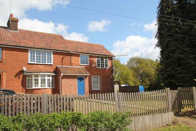 Thumbnail Semi-detached house for sale in Bakers Lane, Colchester