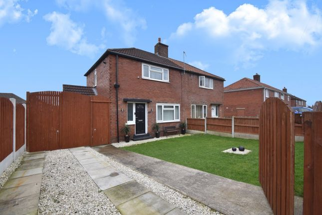 2 bed semi-detached house for sale in The Pleasance, Swillington, Leeds LS26