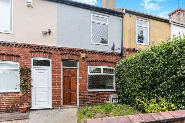Thumbnail Terraced house to rent in Railway View, Goldthorpe, Rotherham