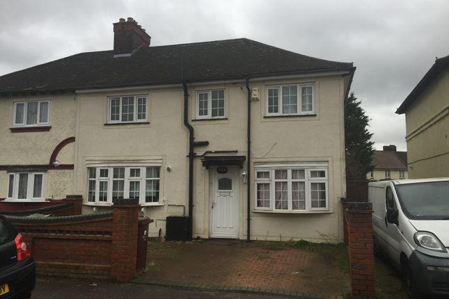 Thumbnail Semi-detached house to rent in Hardie Road, Dagenham Essex