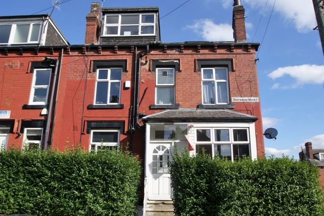 Thumbnail End terrace house to rent in Beechwood Mount, Burley, Leeds