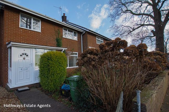 Thumbnail Terraced house to rent in Llangorse Path, Llanyravon, Cwmbran