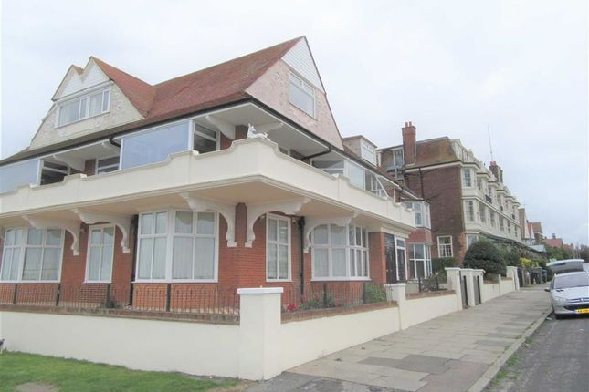 Thumbnail Flat to rent in Fifth Avenue, Cliftonville, Margate