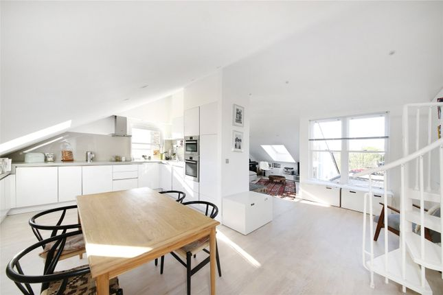 Thumbnail Flat for sale in The View, 32 Belvedere Road, London