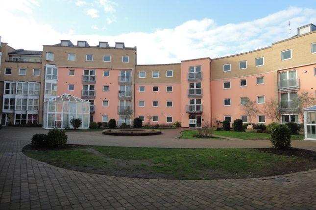 Thumbnail Flat to rent in Wooldridge Close, Feltham