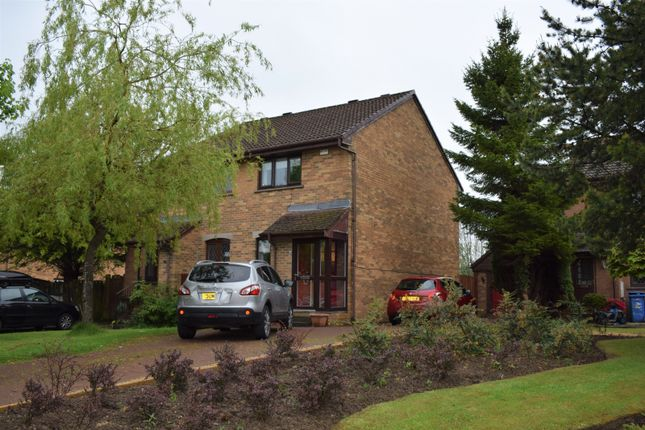 Thumbnail Semi-detached house for sale in 9 Raeswood Gardens, Crookston