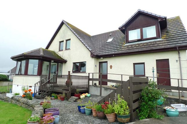 Thumbnail Detached house for sale in 3 Sheshader, Point, Isle Of Lewis